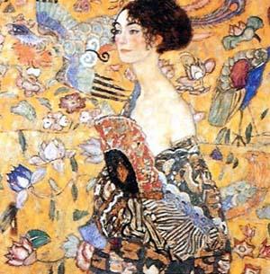 art nouveau, accueil, Klimt, peintres, symbolisme